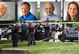 Periodistas asesinados redacción de periódico son identificados