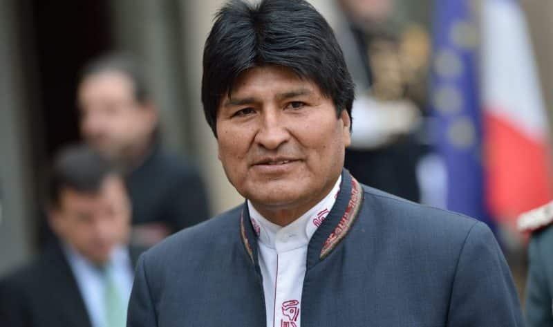 Evo Morales denuncia planes de EEUU para intervención militar Venezuela