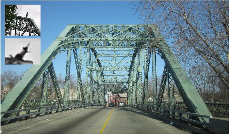 Nueva Jersey: Mujer se lanza desde puente en Passaic