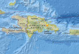 Temblor de tierra de 4.8 grados se registra al norte de Bayaguana