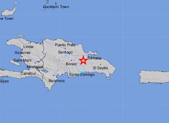 Temblor de tierra de 4.5 grados se registra en Sabana Grande de Boyá