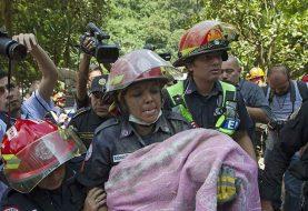 Sigue búsqueda desaparecidos tras erupción volcán Guatemala