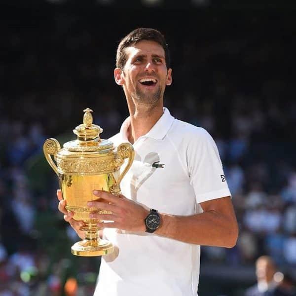 Djokovic gana por cuarta vez Wimbledon