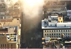 Explosión down town Manhattan activa servicios emergencias NY