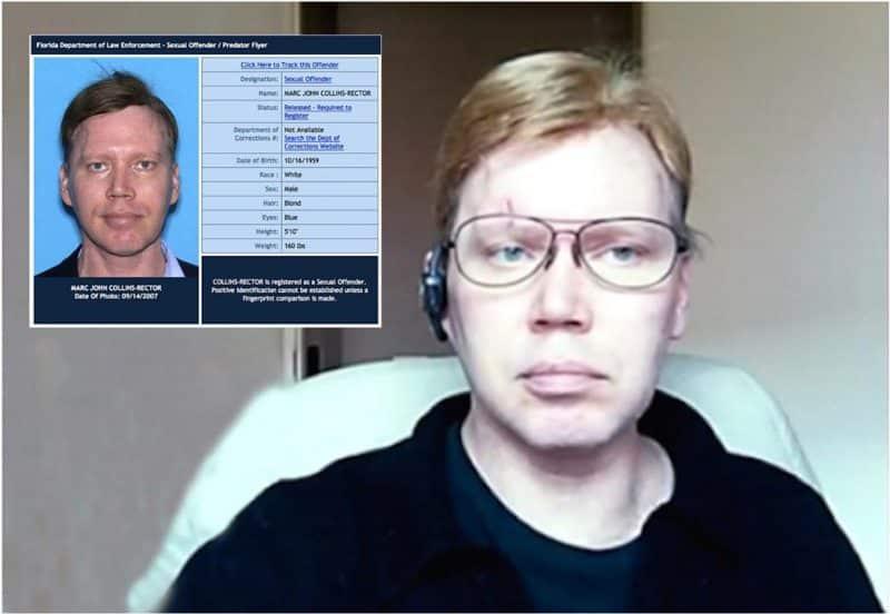 Pedófilo condenado en EE. UU. vive en RD