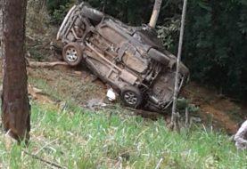 Tres muertos en accidente de tránsito en Sajoma