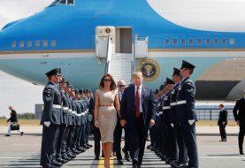 Trump ordena cambio de imagen del Air Force One