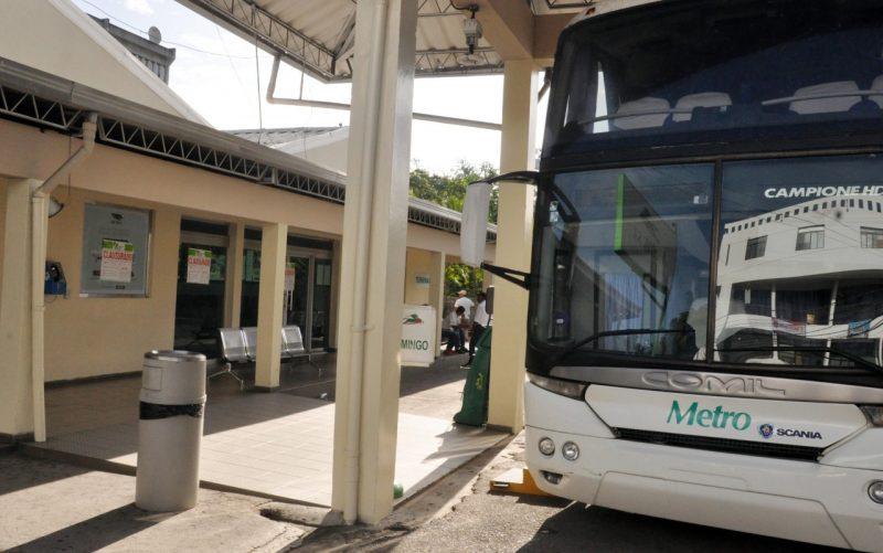 Autobuses Metro permanecía esta mañana cerrado