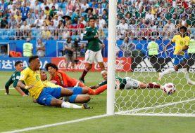 Brasil liquida a México