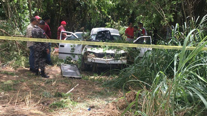 Encuentran muerta hermana actor Waddys Jáquez