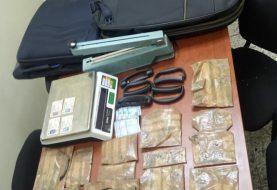 DNCD desmantela banda en Santiago preparaba maletas