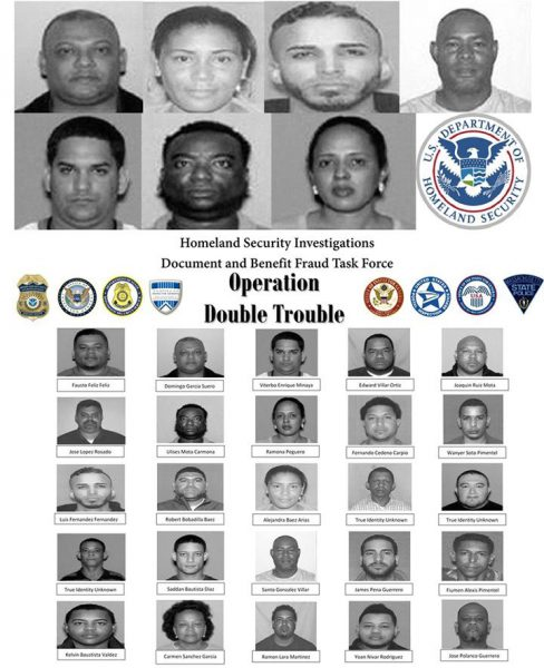 Siete dominicanos acusados de fraude en Boston