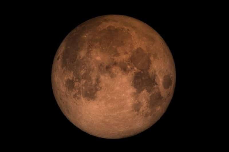 Eclipse Lunar 2018:  Será 27 de julio y el más largo del siglo