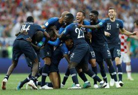 Francia gana Copa Mundial de Fútbol