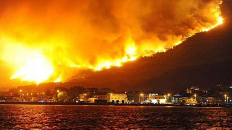 Grecia se quema!  Al menos 60 muertos