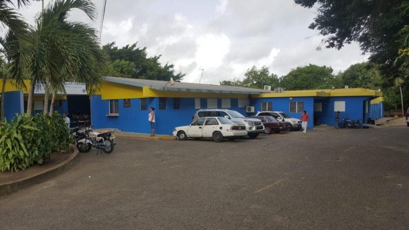 29 miembros personal salud hospital de Tamboril positivos covid