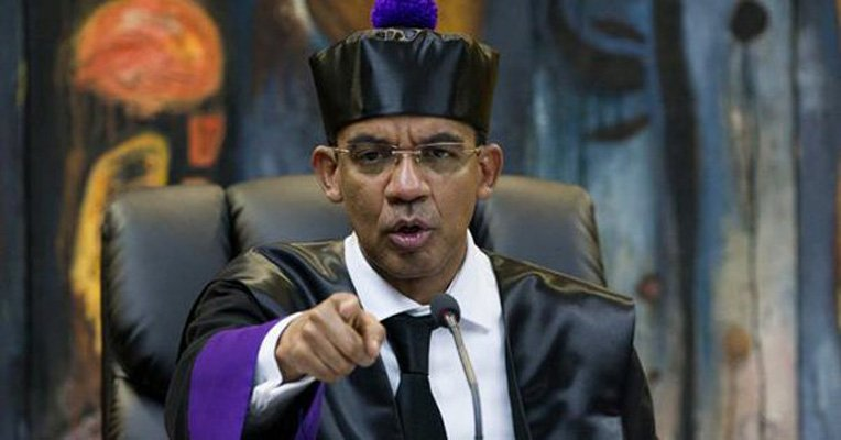 Sigue sobre el tapete recusación juez Ortega Polanco