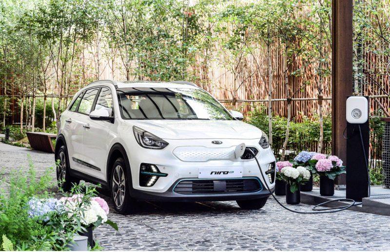 Kia Niro EV sale a la venta en Corea