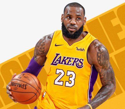 Lebron James firma con los Lakers de Los Ángeles