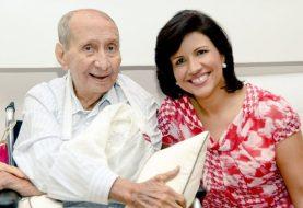 Fallece Luis Cedeño, padre vicepresidenta Margarita Cedeño
