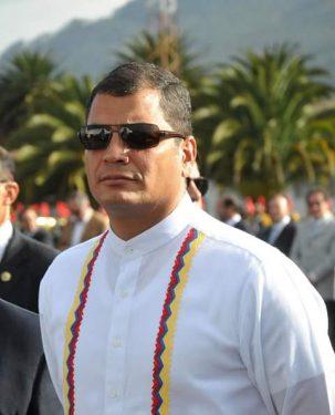 Correa incumple emplazamiento de justicia ecuatoriana