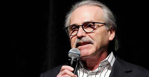 David Pecker, recibe inmunidad federal por caso Cohen