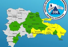 COE alerta población tomar medidas por aguaceros