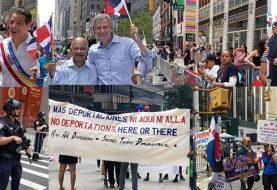 Este año menos quisqueyanos participan del Desfile Dominicano