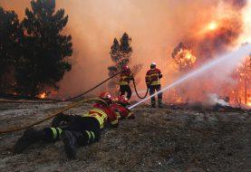 Preocupa incendios en California