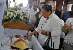 Despiden en Jarabacoa cadáver de Mamerto Rivas