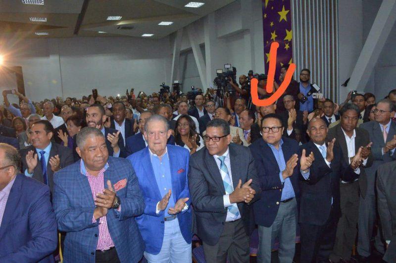 Monchy Rodríguez participó anoche actividad estaba Leonel