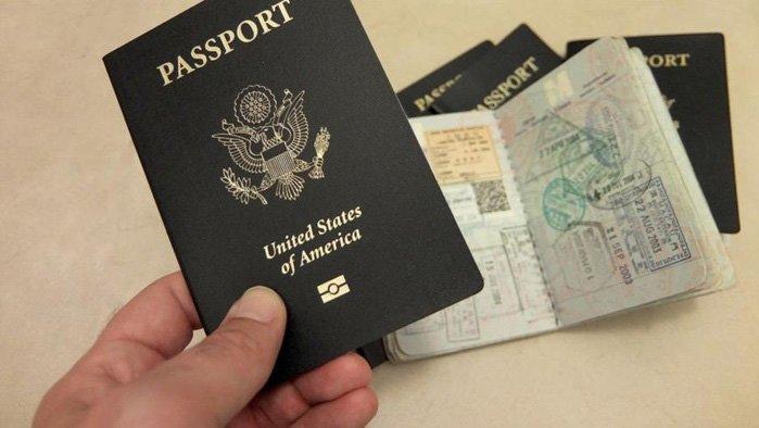 Incautarán pasaportes EEUU a quienes no paguen a tiempo impuestos IRS