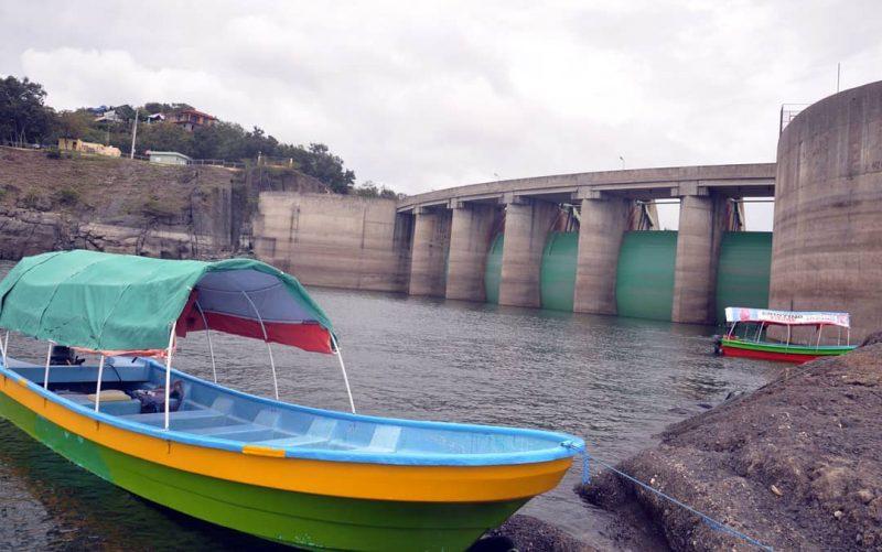 Clima: Sequía provoca baje nivel presa Tavera