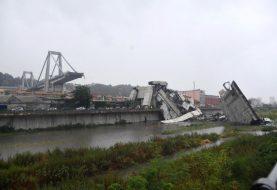 Génova:  Al menos 22 muertos por el derrumbe de un puente