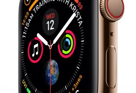 Apple Watch Series 4 rediseñado