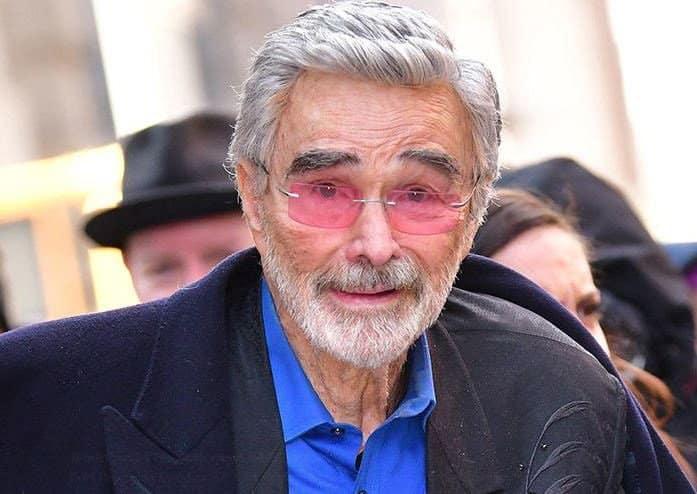 El actor Burt Reynolds muere a los 82 años
