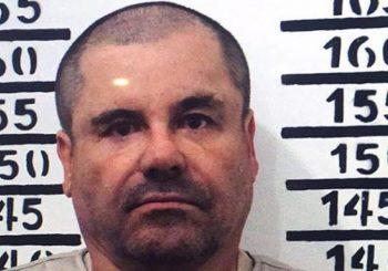 Declaran culpable a Joaquín 'El Chapo' Guzmán