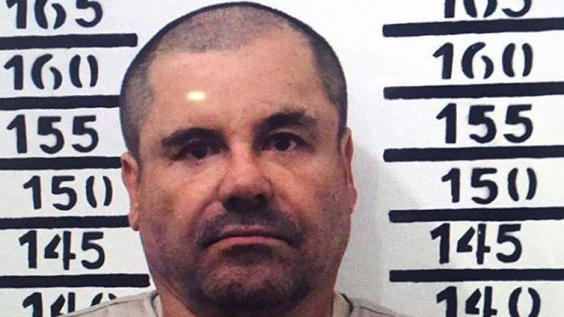 Declaran culpable a Joaquín'El Chapo' Guzmán