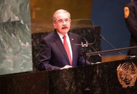 ONU: Danilo proclama RD será ente diálogo