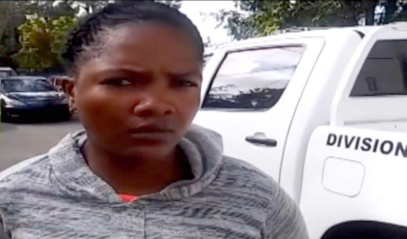 Haitiana lanza aceite caliente a niña de 7 años