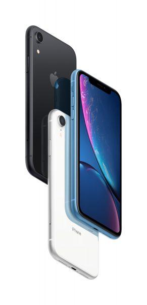 Apple presente el iPhone XR