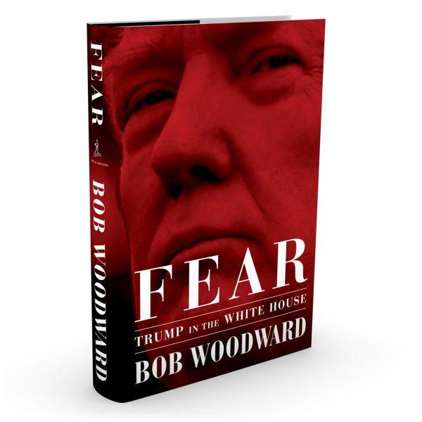 Trump critica enérgicamente libro de  Bob Woodward