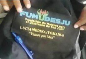 Investigan escándalo mochila involucra hermana presidente