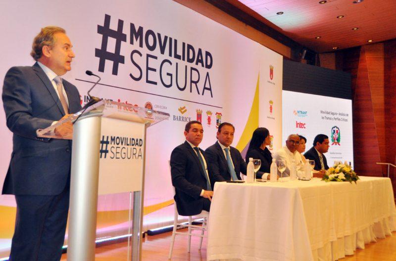 Santiago: Presentan Plan de Seguridad Vial