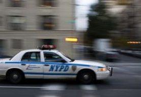 Policía NY persigue ladrón armado azota el Alto Manhattan