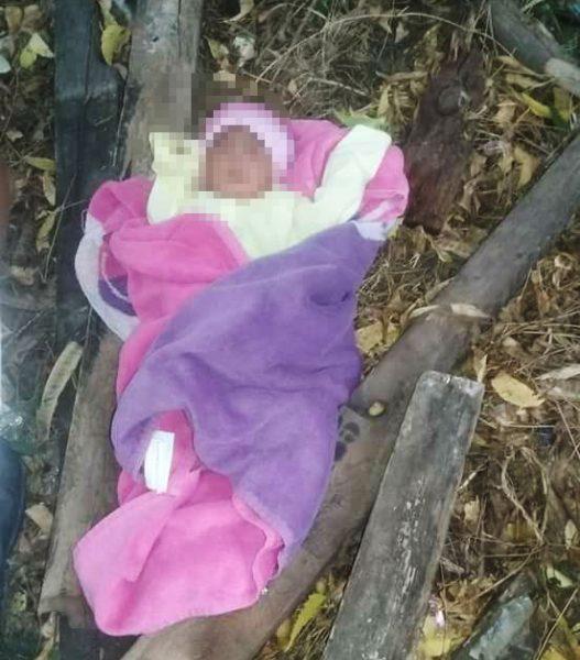 Abandonan recién nacido en Villa Olímpica de Santiago