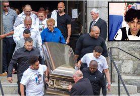 Despiden restos dominicano muerto en explosiones Lawrence