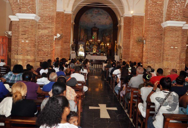 Continuan llegando peregrinaciones a Santo Cerro