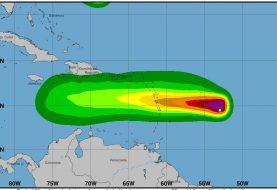 Isaac baja intensidad mientras se aproxima a Las Antillas