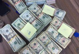 Ocupan otros 49 mil dólares llegaron de Puerto Rico